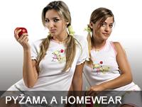 Pyžama a Homewear